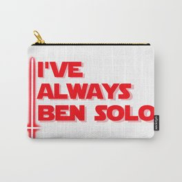 Ben Solo Carry-All Pouch