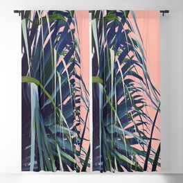 Feather Palm Blackout Curtain