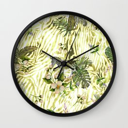 Exciting Day Wall Clock