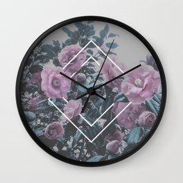 A Rose by any other name #Valentines #buyart #decor Wall Clock
