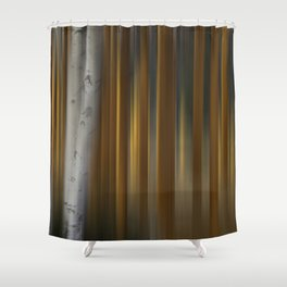 Aspen Poplar Shower Curtain