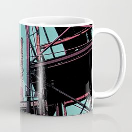 INDUSTRIAL PLAYGROUND - ASARCO IN DUST Coffee Mug