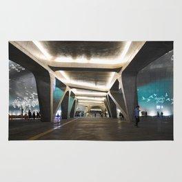 Dongdaemun Design Plaza (DDP), Seoul Rug