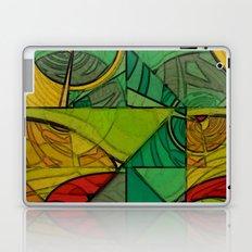 Tropical Farm Laptop & iPad Skin