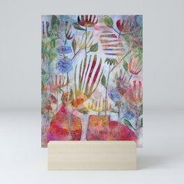 Florista Mini Art Print