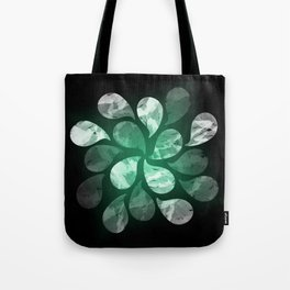 Abstract Water Drops XXX Tote Bag