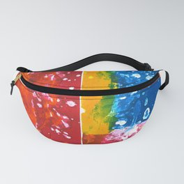 Spark in colours Fanny Pack