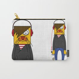 EMO LION Carry-All Pouch