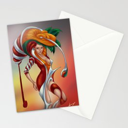 Floral feelings Stationery Cards