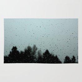 Trees & Rain Rug