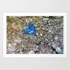 a little love Art Print