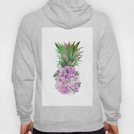 Floral Pineapple 1 Hoody