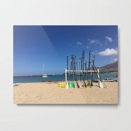 Hawaiian Shore Metal Print