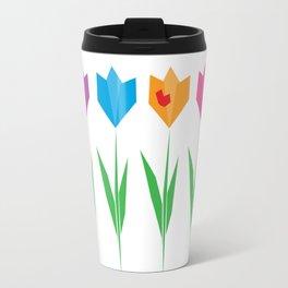 Tulips KT Travel Mug