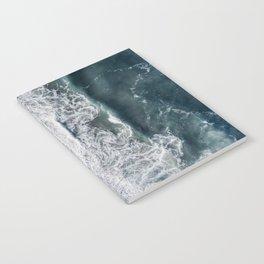 Crashing waves Notebook
