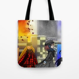 Seasons of Tyme Tote Bag