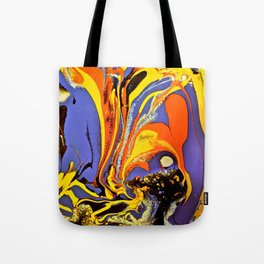 Color Explosion 5 Tote Bag