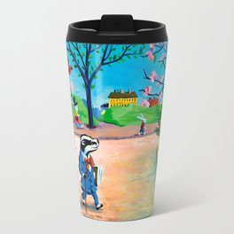 Mr. Eugene Badger  Travel Mug