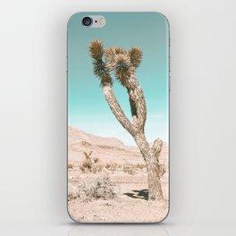 Vintage Desert Scape // Cactus Nature Summer Sun Landscape Photography iPhone Skin