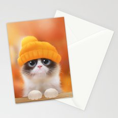 Shui The Kitten Stationery Cards