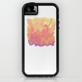 melting colors iPhone Case