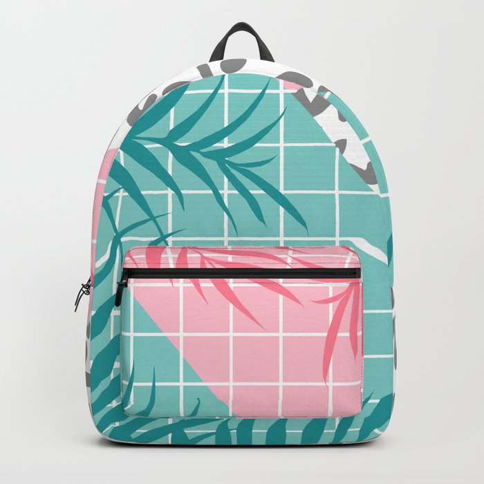 Malibu #society6 #decor #buyart Backpack