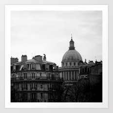 FRENCH REPUBLIC'S PANTHEON. Art Print