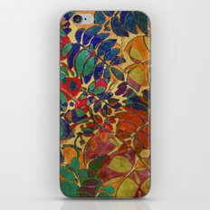Love of Leaves iPhone & iPod Skin
