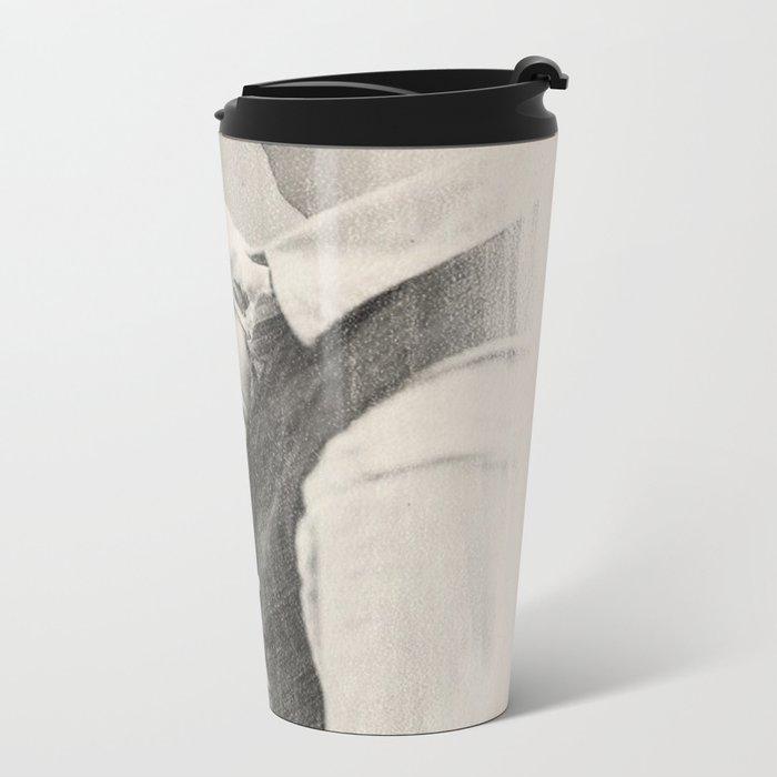 Secure Metal Travel Mug