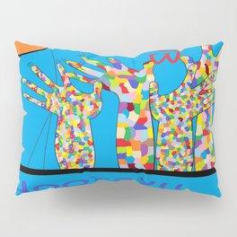 ASL Yay! Pillow Sham