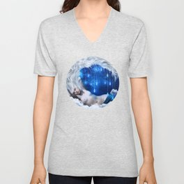Lunar Incantation Unisex V-Neck