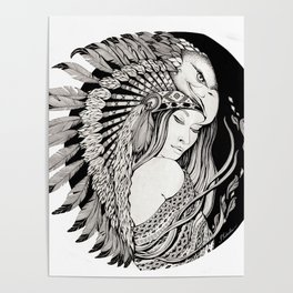 A dream of feathers Poster