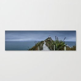 Nugget Point Lighthouse Canvas Print