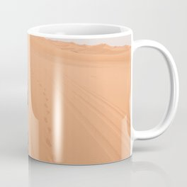 Desert Trek II - Sahara, Morocco Coffee Mug