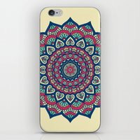 islam iPhone & iPod Skins featuring Mandala by Mantra Mandala