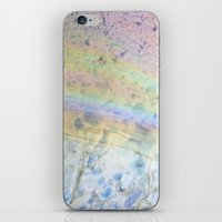 oil iPhone & iPod Skins featuring Oil by Miss Meow