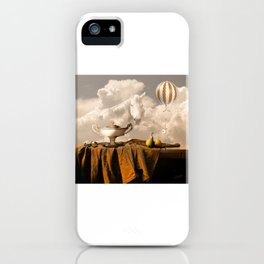 Still Life with pears iPhone Case