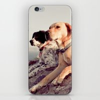 chill iPhone & iPod Skins featuring Chill by maisie ong
