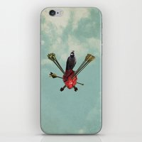 arrows iPhone & iPod Skins featuring Arrows by Seamless