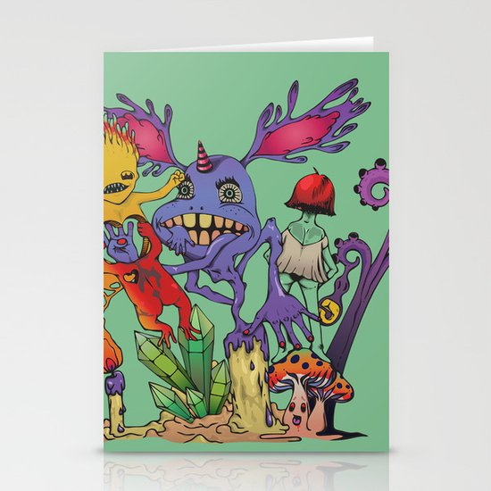 My Typical Dream? Stationery Cards