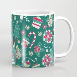 X HoHoHo Green Coffee Mug