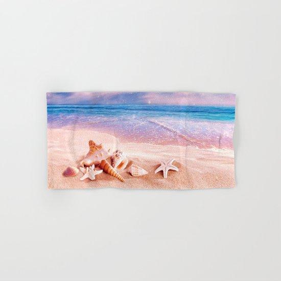 On the beach Hand & Bath Towel