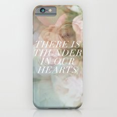 thunder roses iPhone 6 Slim Case