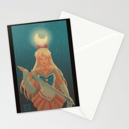 Sailor Venus: In the Shadow of the Moon Stationery Cards