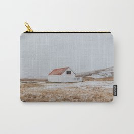 Icelandic Cabin Carry-All Pouch