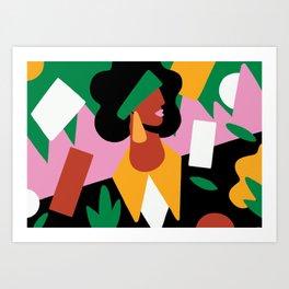 Looking Further Art Print