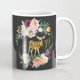 Always - Fawn - Gold/Charcoal Coffee Mug