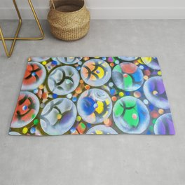 Rotation of Color Rug