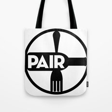 Food And Wine Pairing Tote Bag