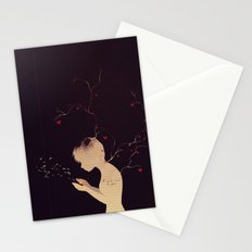 Worlds Apart Stationery Cards